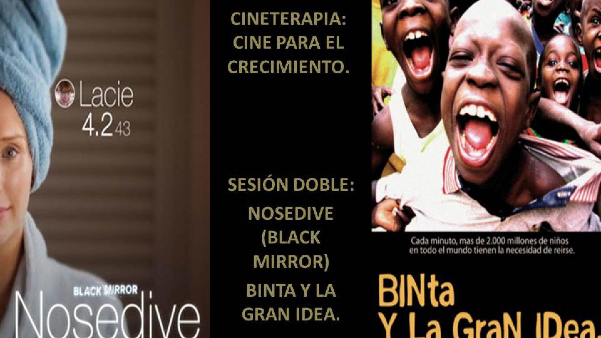 CINETERAPIA: CINE PARA EL CRECIMIENTO