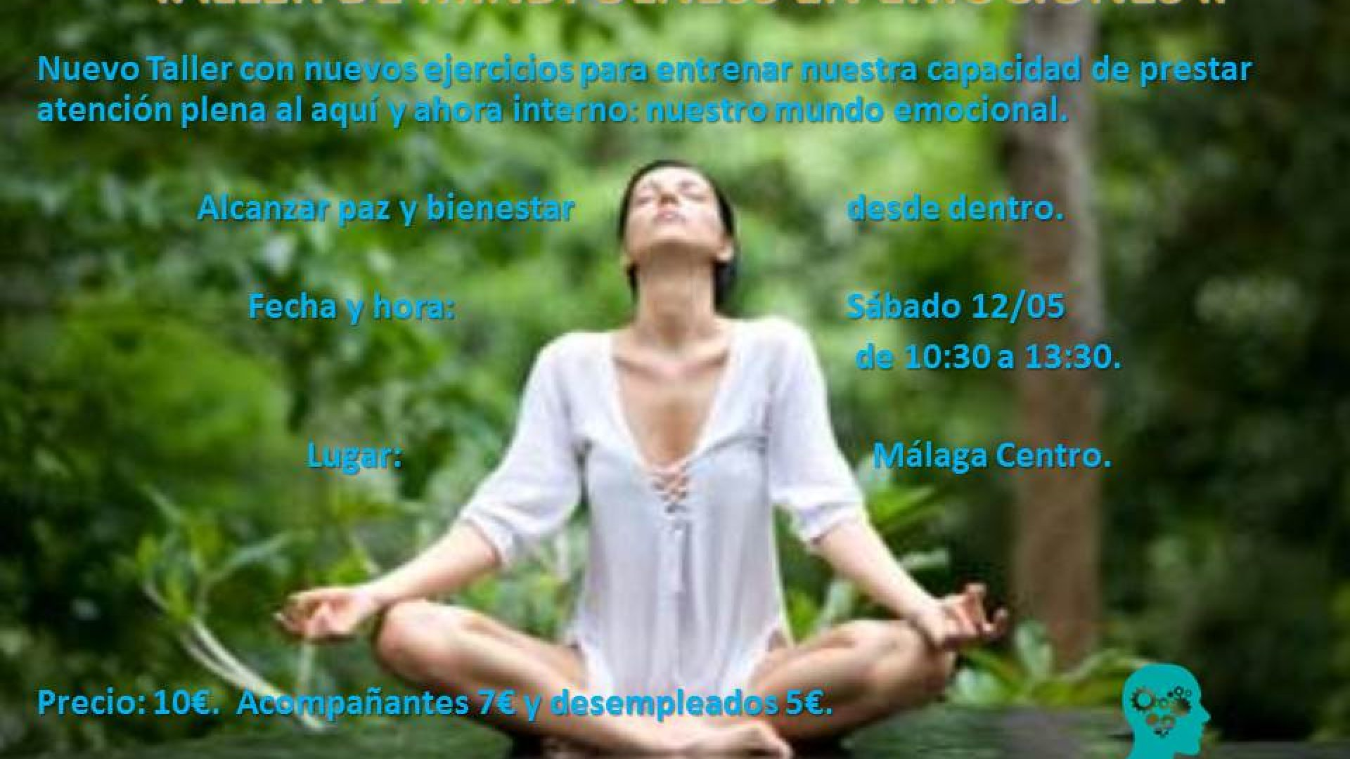 TALLER DE MINDFULNESS EN EMOCIONES II