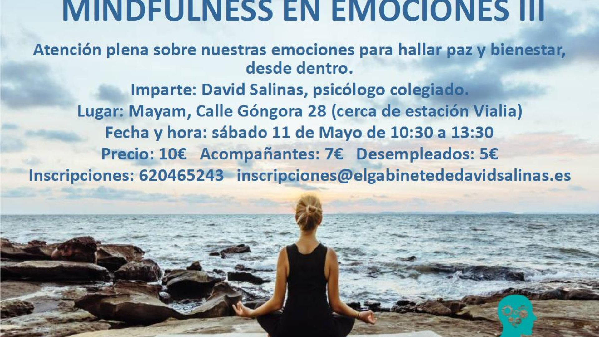 TALLER DE MINDFULNESS EN EMOCIONES III